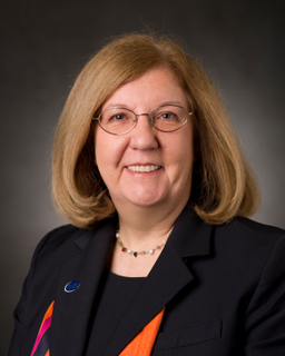 Photo of Judith Todd